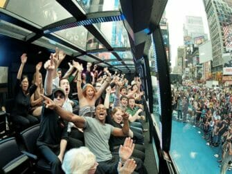 The Ride i New York - Vink