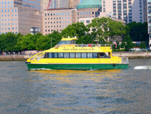 New York Harbour Hop On Hop Off Cruise