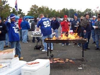 New York Giants billetter -BBQ