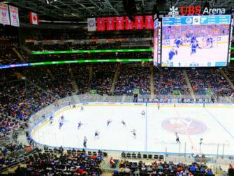 New York Islanders billetter - Det amerikanske flag
