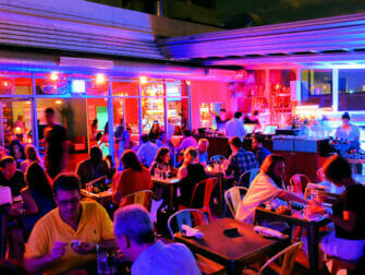 Bedste mexicanske mad i New York - Cantina Rooftop Restaurant