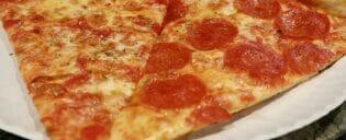 Bedste pizza i New York