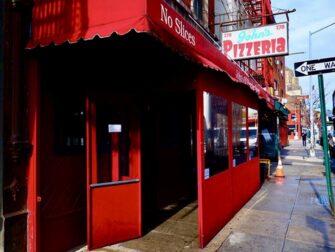Bedste pizza i New York - John's Pizzeria