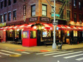 Bedste pizza i New York - Lombardi's