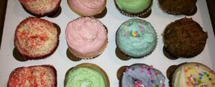 Bedste cupcakes i New York