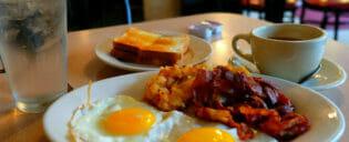 Morgenmad i New York