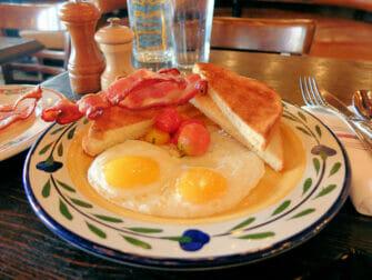 Morgenmad i New York - Morgenmad på Gemma