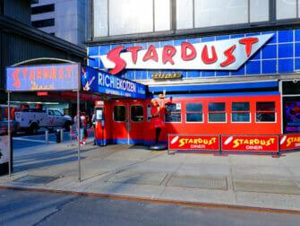Morgenmad i New York - Ellens Stardust Diner