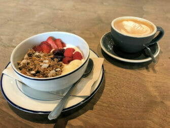 Morgenmad i New York - Sund start på dagen