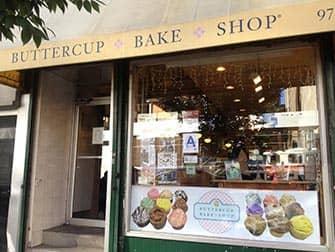 Bedste cupcakes i New York - Buttercup Bake Shop