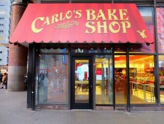 Carlo's Bakery Cake Boss i New York - Carlo's Bake Shop
