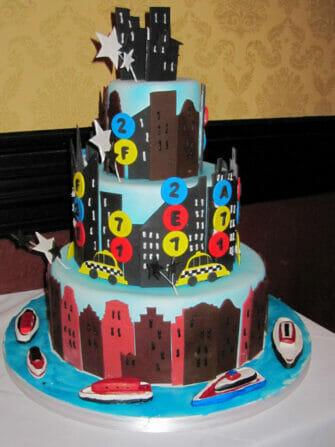 Carlo's Bakery Cake Boss i New York - Min bryllupskage