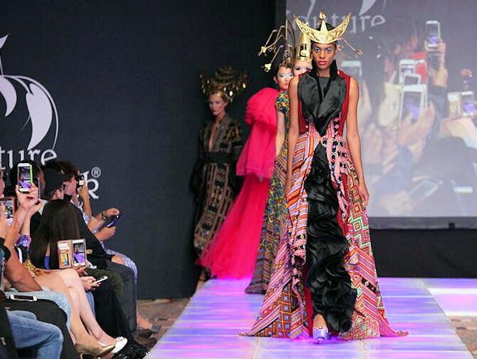Couture Fashion Week i New York - Laureluxe
