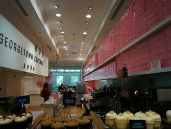 Bedste cupcakes i New York - Georgetown Cupcakes