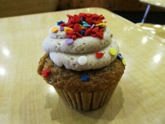 Bedste cupcakes i New York - Cupcake fra Molly's Cupcakes