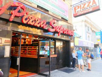Bedste pizza i New York - NY Pizza Suprema