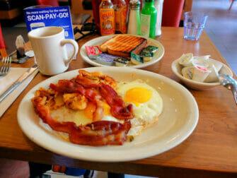 Morgenmad i New York - Morgenmad på Westway Diner