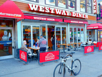 Morgenmad i New York - Westway Diner