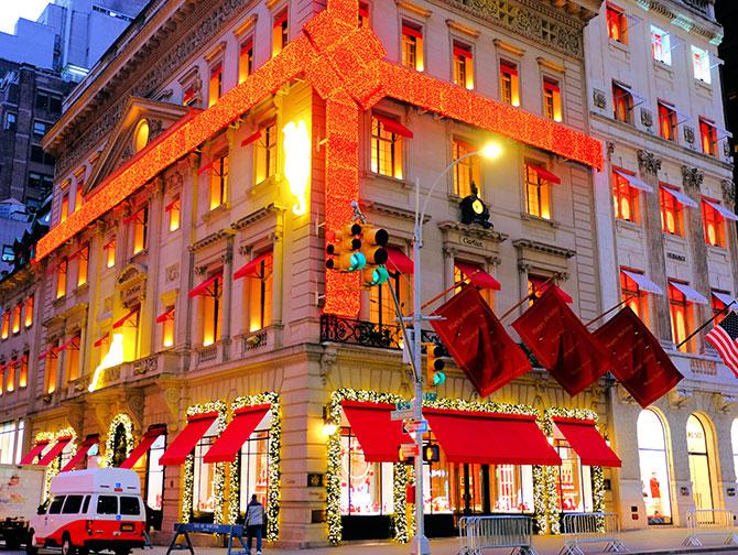 Juletid i New York - Cartier
