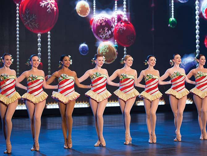 Radio City Christmas Spectacular billetter - Rockettes