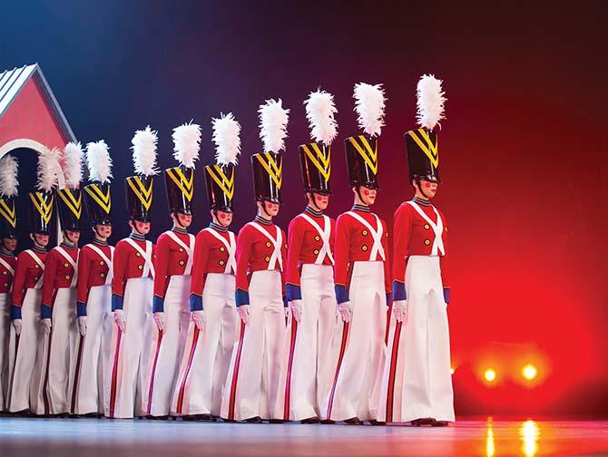 Radio City Christmas Spectacular billetter - Legetøjssoldater
