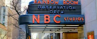 NBC Studio Tour i New York
