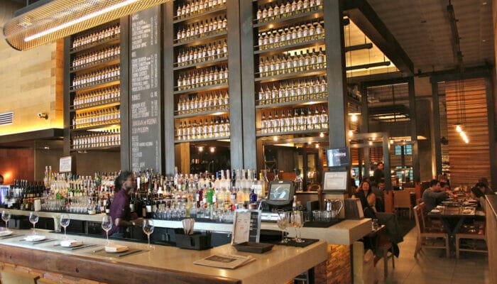 Romantiske restauranter og barer i New York - Royalton Park Avenue