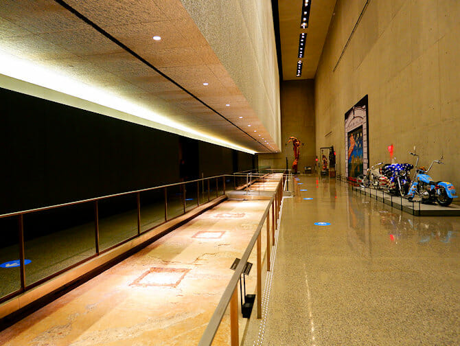 9/11 Museum i New York - Billede