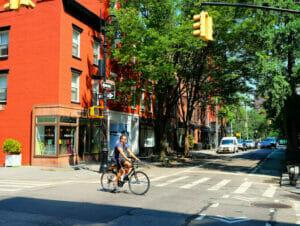 Greenwich Village i New York