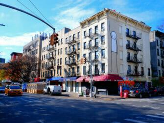 East Village i New York - Taxaer
