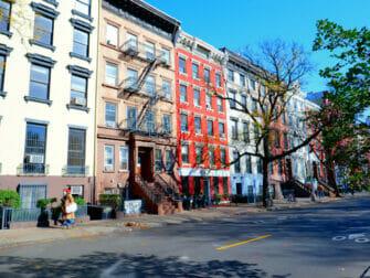 East Village i New York - Gade