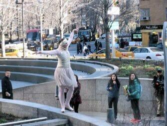 The Ride i New York - Skuespiller