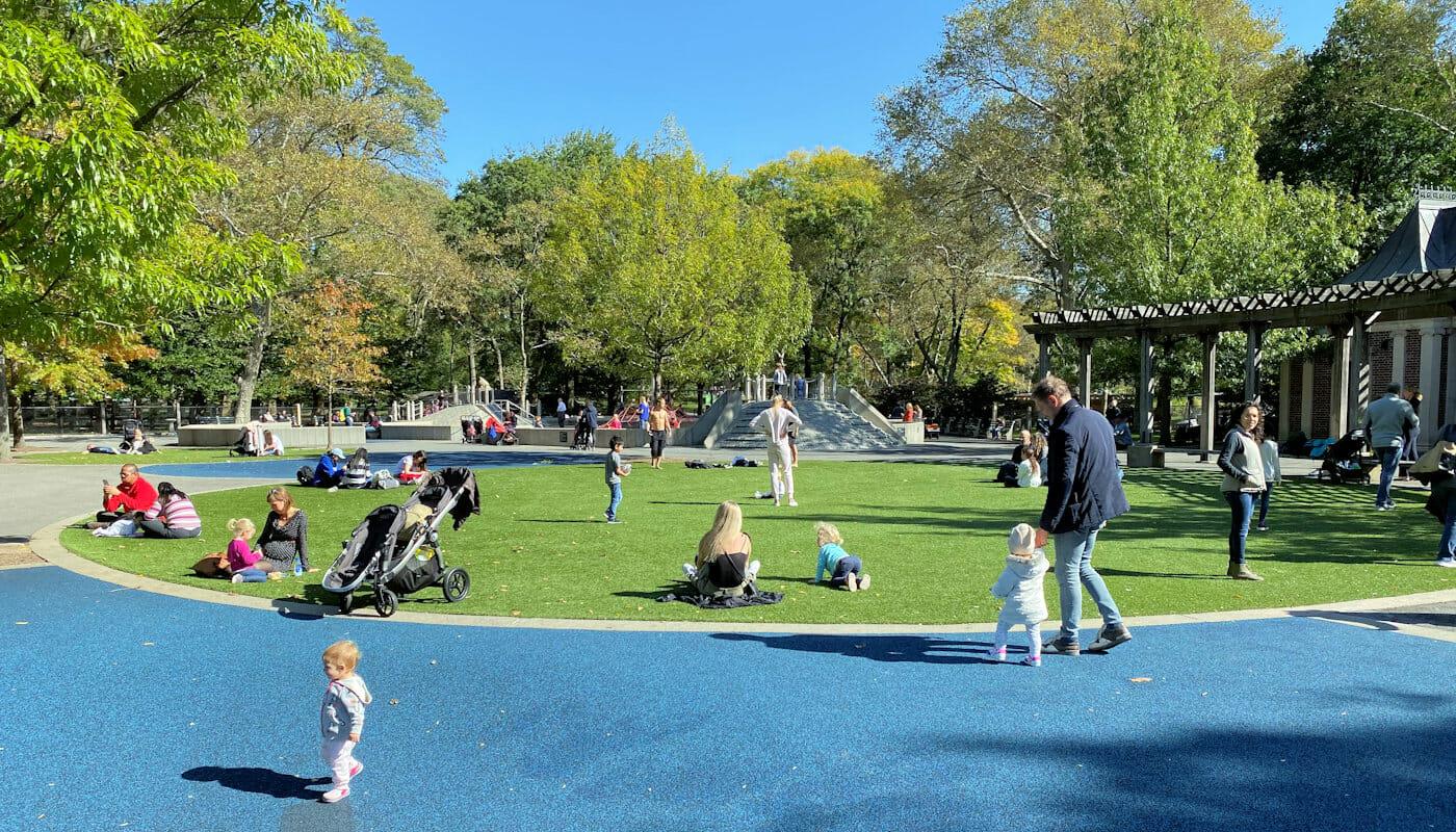 Legepladser i New York - Central Park