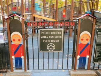 Legepladser i New York - Madison Square Park