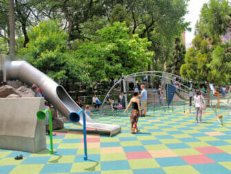 Legepladser i New York - Union Square Playground