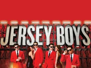 Jersey Boys Broadway billetter