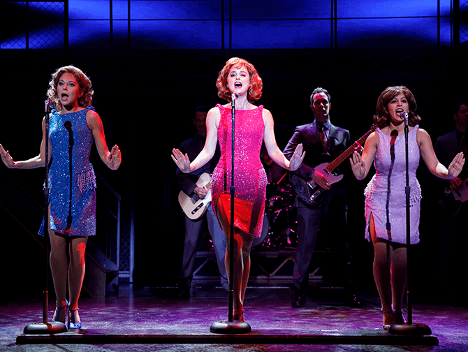 Jersey Boys Broadway billetter - The Angels