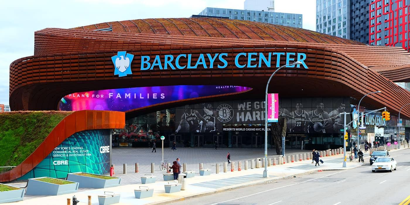 Brooklyn Nets billetter - Barclays Center