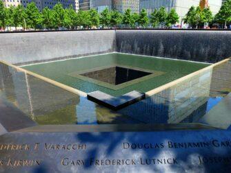 9/11 Memorial og Financial District guidet tur i New York - 9/11 Memorial