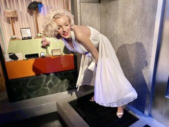 Madame Tussauds i New York - Marilyn Monroe
