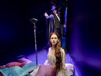 Madame Tussauds i New York - Phantom of the Opera
