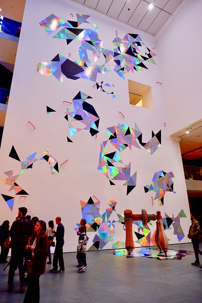 MoMA Museum of Modern Art i New York - Kunst