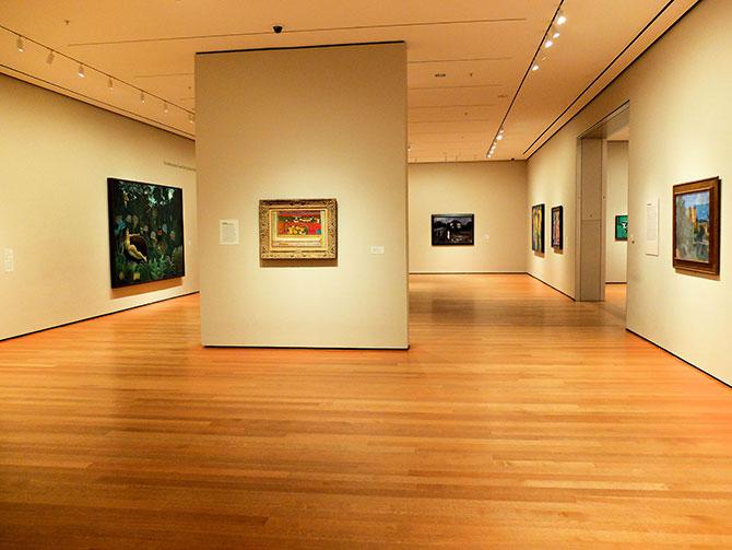 MoMA Museum of Modern Art i New York - VIP-tur