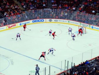 New Jersey Devils billetter - Ishockey