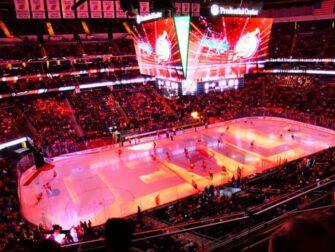 New Jersey Devils billetter - Kamp