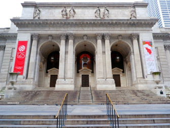 New York Architecture Tour - Public Library