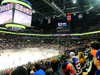 New York Islanders billetter - Barclays Center