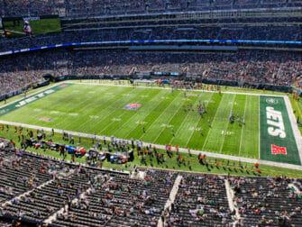 New York Jets billetter - Amerikansk fodbold