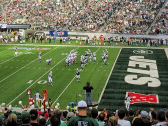 New York Jets billetter - Kamp