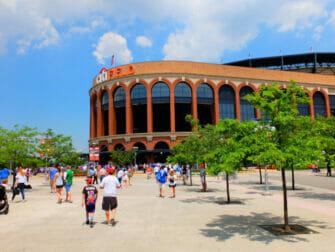 New York Mets billetter - Stadion